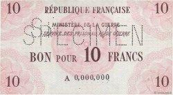 10 Francs FRANCE régionalisme et divers  1945 K.003s pr.NEUF
