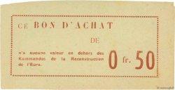 50 Centimes FRANCE régionalisme et divers  1940 K.027.1a SPL