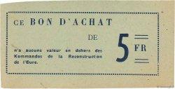 5 Francs FRANCE régionalisme et divers  1940 K.027.3a SPL