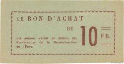 10 Francs FRANCE régionalisme et divers  1940 K.027.4a SPL