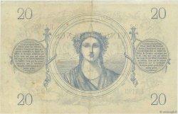 20 Francs type 1871 FRANCE  1872 F.A46.03 TTB