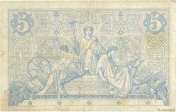 5 Francs NOIR FRANCE  1874 F.01.25 pr.TTB