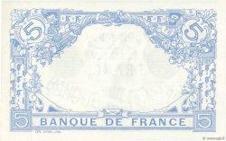 5 Francs BLEU FRANCE  1912 F.02.10 NEUF