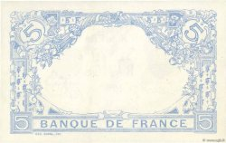 5 Francs BLEU  FRANCE  1917 F.02.47 SUP