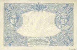 20 Francs NOIR FRANCE  1904 F.09.03 SUP
