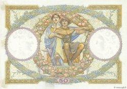 50 Francs LUC OLIVIER MERSON FRANCE  1930 F.15.04 SUP