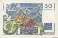 50 Francs LE VERRIER FRANCE  1946 F.20.01 SUP+