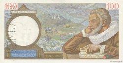 100 Francs SULLY FRANCE  1939 F.26.00