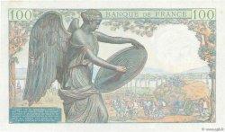 100 Francs DESCARTES FRANCE  1945 F.27.10 SPL