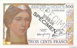 300 Francs FRANCE  1938 F.29.00s1b pr.NEUF