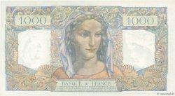1000 Francs MINERVE ET HERCULE FRANCE  1945 F.41.01