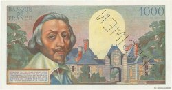 1000 Francs RICHELIEU FRANCE  1953 F.42.00 NEUF
