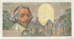 1000 Francs RICHELIEU FRANCE  1954 F.42.08 SPL