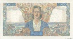 5000 Francs EMPIRE FRANÇAIS FRANCE  1945 F.47.17 SPL