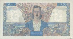 5000 Francs EMPIRE FRANÇAIS FRANCE  1947 F.47.59 SPL