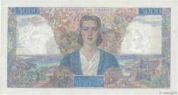 5000 Francs EMPIRE FRANÇAIS FRANCE  1947 F.47.60 SUP à SPL