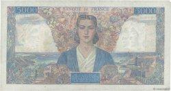 5000 Francs EMPIRE FRANÇAIS FRANCE  1947 F.47.61 pr.TTB