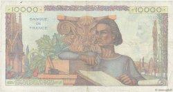 10000 Francs GÉNIE FRANÇAIS FRANCE  1946 F.50.08 TB+