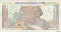 10000 Francs GÉNIE FRANÇAIS FRANCE  1946 F.50.14 TTB+