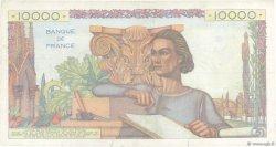 10000 Francs GÉNIE FRANÇAIS FRANCE  1949 F.50.24 TTB