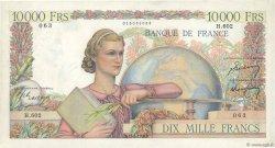 10000 Francs GÉNIE FRANÇAIS FRANCE  1950 F.50.26 SUP+