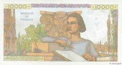10000 Francs GÉNIE FRANÇAIS FRANCE  1956 F.50.81 SPL+