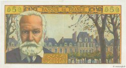 5 Nouveaux Francs VICTOR HUGO FRANCE  1965 F.56.20 SUP+