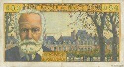 5 Nouveaux Francs VICTOR HUGO FRANCE  1965 F.56.21 TB