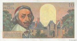 10 Nouveaux Francs RICHELIEU FRANCE  1963 F.57.22 SPL