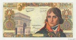 100 Nouveaux Francs BONAPARTE FRANCE  1959 F.59.00x NEUF