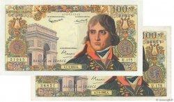 100 Nouveaux Francs BONAPARTE FRANCE  1962 F.59.16x