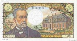 5 Francs PASTEUR FRANCE  1966 F.61.00s1 pr.NEUF