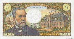 5 Francs PASTEUR FRANCE  1968 F.61.08 pr.NEUF