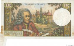10 Francs VOLTAIRE FRANCE  1969 F.62.38 SUP