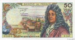 50 Francs RACINE FRANCE  1974 F.64.27 NEUF