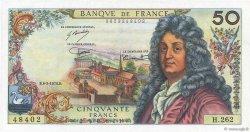 50 Francs RACINE FRANCE  1975 F.64.29 pr.NEUF