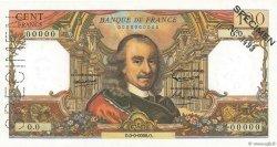 100 Francs CORNEILLE FRANCE  1964 F.65.00 pr.NEUF