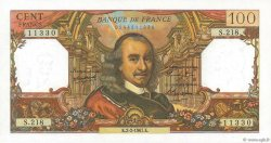 100 Francs CORNEILLE FRANCE  1967 F.65.16 NEUF