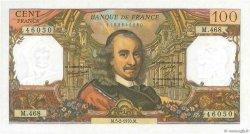 100 Francs CORNEILLE FRANCE  1970 F.65.30 NEUF