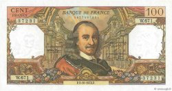 100 Francs CORNEILLE FRANCE  1972 F.65.40 pr.NEUF