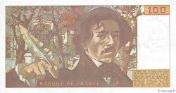 100 Francs DELACROIX modifié FRANCE  1978 F.69.01g NEUF