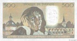 500 Francs PASCAL FRANCE  1981 F.71.24 pr.NEUF
