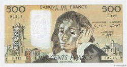 500 Francs PASCAL FRANCE  1993 F.71.52a pr.SUP
