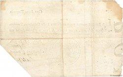 100 Livres Tournois typographié FRANCE  1720 Dor.27 TTB