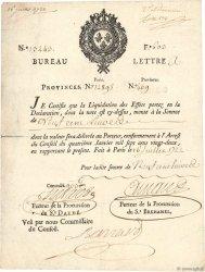 900 Livres FRANCE  1722 Laf.-- TTB+
