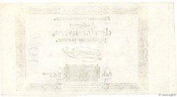 10 Livres filigrane royal FRANCE  1792 Ass.36a SPL