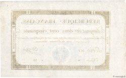 250 Livres FRANCE  1793 Ass.45a SPL