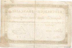 250 Livres FRANCE  1793 Ass.45a TTB