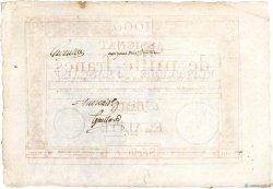 1000 Francs FRANCE  1795 Ass.50v TTB+