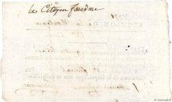 4 Livres FRANCE  1794 Kol.61.096var SUP
